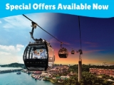 Up to 25% off Admission Tickets to One Faber Group Attractions with SAFRA Year-Long Promotion