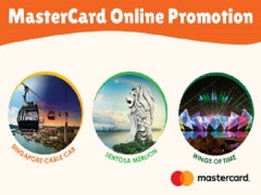Up to 10% Off Admission Tickets to One Faber Group Attractions with MasterCard