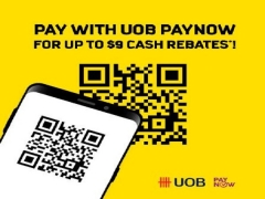 Fly with Scoot and UOB PayNow for more Savings
