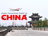 Fly to China with Thai Lion Air