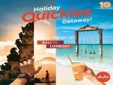 Holiday Quickies with AirAsia to Indonesia