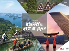 Discover the Wonders of West Japan with Singapore Airlines and SilkAir