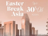 Easter Break Asia with Up to 30% Savings at Millennium & Copthorne Hotels