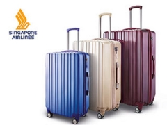 Free Luggage from Singapore Air and OCBC Card