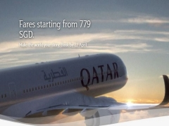 Make the World your Story and Fly with Qatar Airways