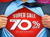 Enjoy up to 70% Savings on Flights with AirAsia