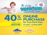 Special Deal on Two-Park Pass in Puteri Harbour