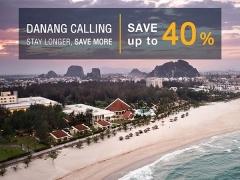 Save Up to 40% at Centara Sandy Beach Resort Danang