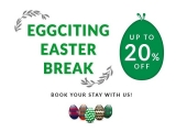 Easter Break Offer with Compass Hospitality