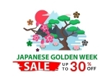 Japanese Golden Week Special Deals with Compass Hospitality
