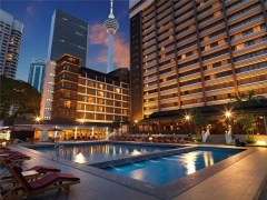 10% off Flexible Rates at Concorde Hotel Kuala Lumpur with OCBC