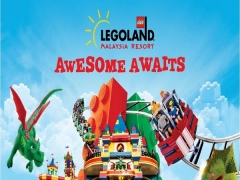 RM 65 off on 1-Day tickets at LEGOLAND with UOB Cards!