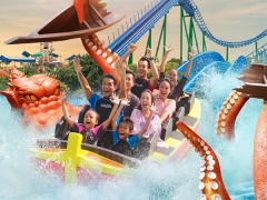 25% Off Day Tickets in Desaru Coast Adventure Waterpark with Standard Chartered