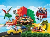 25% off Theme Park only Ticket or Combo Ticket at Legoland Malaysia with Standard Chartered
