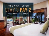 Stay 3 Pay 2 at Centra by Centara Coconut Beach Resort Samui