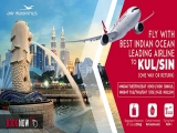 Fly to Kuala Lumpur with Air Mauritius from SGD100