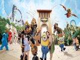 Special Admission Rate at Universal Studios Singapore with OCBC