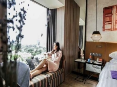 Lavender Spa Staycation at Hotel Jen Tanglin