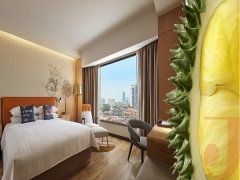 Jen's Room with Durian Package at Hotel Jen Penang