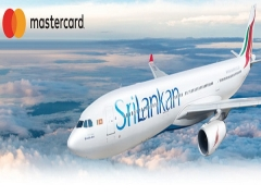 Book on Srilankan.com & Pay with Mastercard