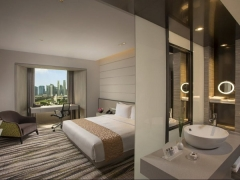 Bed & Breakfast Offer at The Carlton Hotel Singapore