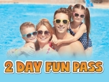 2 Day FUN Pass for Sunway Lagoon Malaysia from RM303