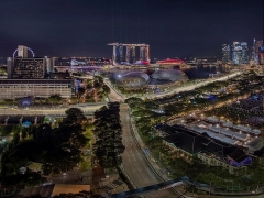 Singapore Grand Prix Early Bird Deal at Parkroyal on Beach Road Singapore