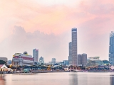 Weekend Bed & Breakfast Offer at Swissotel The Stamford