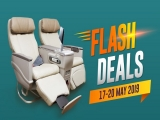 Business Class Seats on Sale in Malindo Air