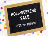 Holi-Weekend Sale in Concorde Hotel Singapore