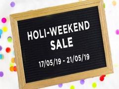 Holi-Weekend Sale in Concorde Hotel Singapore