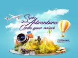 EXTENDED - Seek Adventure with Malindo Air from SGD65