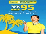 Explore Philippines with Cebu Pacific from SGD95