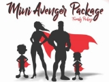 The Mini Avenger Package at Le Grandeur Palm Resort Johor