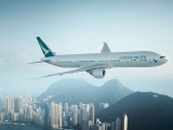 Enjoy up to 15% off Flights with Cathay Pacific and HSBC