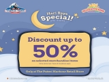 Hari Raya Special in Puteri Harbour with Up to 50% Savings