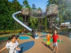 Family Adventures in Singapore with Shangri-la