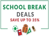 School Break Deals with Up to 35% Savings via Compass Hospitality