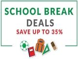 School Break Deals with Up to 35% Savings via Compass Hospitality