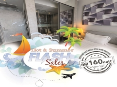 Hot & Summer Flash Sales - Rooms in Vivatel Kuala Lumpur from RM160