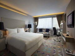 10% Off Stay at Concorde Hotel Singapore with HSBC