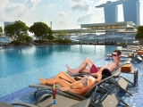 Indulgence Offer at The Fullerton Bay Hotel Singapore