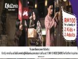 Family and Friends Hari Raya Edition in KidZania Kuala Lumpur