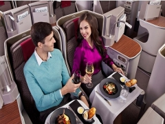 5/4/3-To-Go Business Class Special Deal in Garuda Indonesia