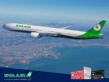 Up to 10% Savings on Flights in Eva Air with UOB Card