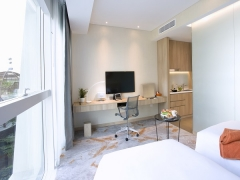 10% off Staycation Bookings at Capri by Fraser, Changi City Singapore with HSBC