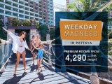 Weekday Deal at Pattaya with Centara Hotels