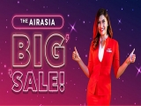 72 Hours Only! The AirAsia Big Sale is Up with Flights from SGD50