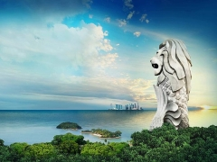 20% off Sentosa Merlion Tickets with UOB Card