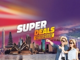 Super Deals in Malindo Air with Fares from SGD65